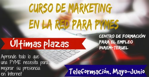 Curso Marketing en la red para PYMEs